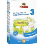 Holle Goat Stage 3 Organic Infant Follow-on Milk